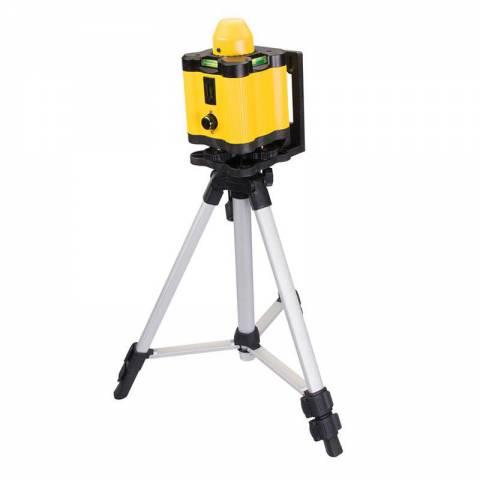 Coffret niveau laser rotatif
