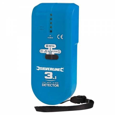 Détecteur 3-en-1 compact