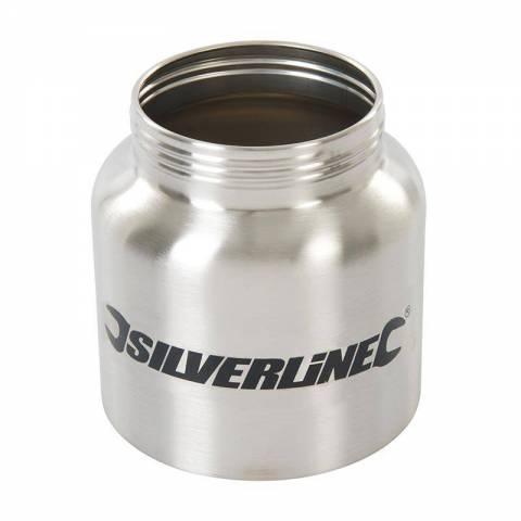 Réservoir en métal 800 ml pour pulvérisateur HVLP