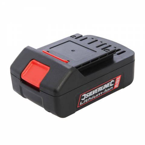Batterie Li-ion Silverstorm 1