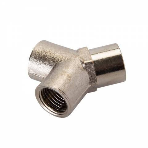 Connecteur en Y pour tuyau air comprimé