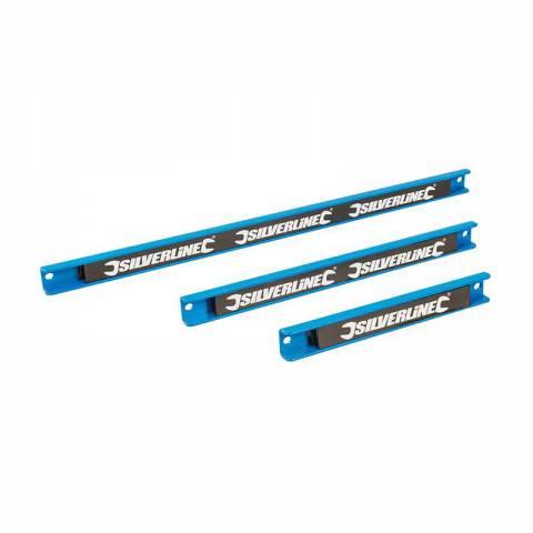 3 barres magnétiques pour outils