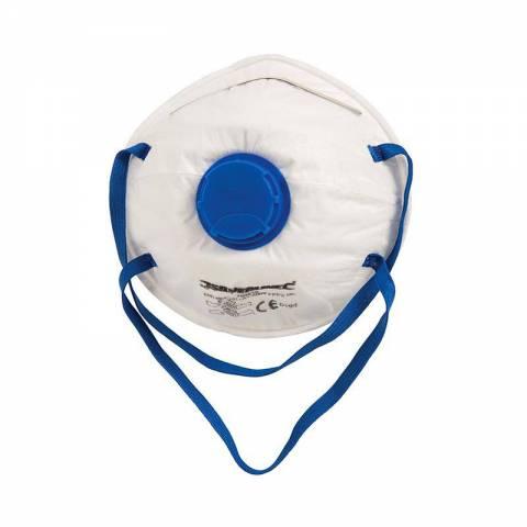 Masque respiratoire moulé à valve FFP2 NR