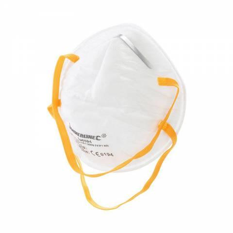 Masque respiratoire moulé FFP1 NR