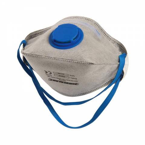 Masque respiratoire pliable à valve FFP2 NR