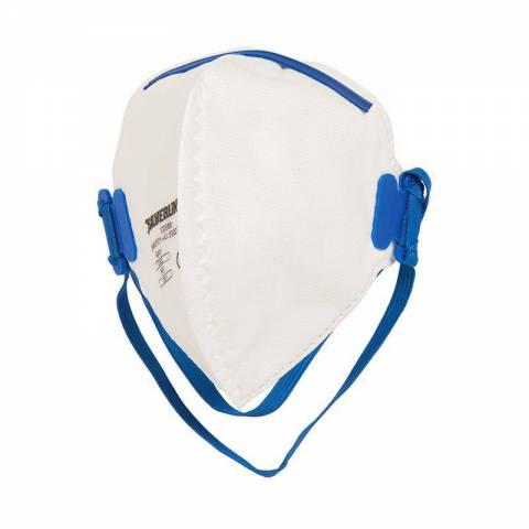 Masque respiratoire pliable FFP2 NR