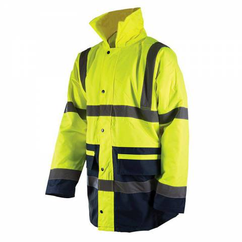 Veste bicolore haute visibilité - classe 3
