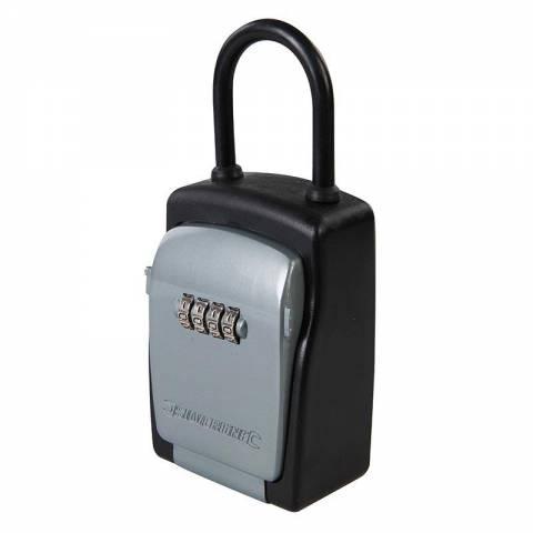 Coffret sécurisé de voiture avec combinaison à 4 chiffres