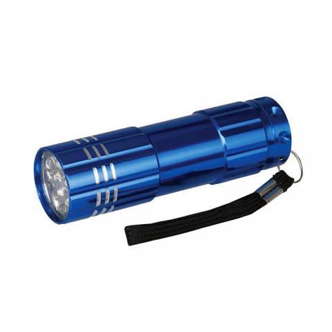 Torche à LED en aluminium