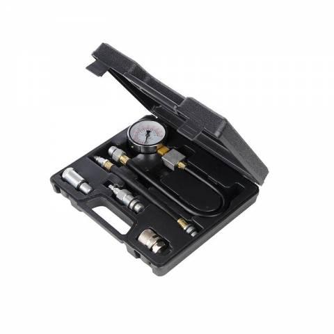Coffret compressiomètre 5 pcs pour moteur à essence