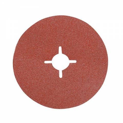10 disques en fibre 125 x 22