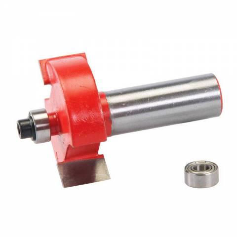 Fraise à feuillurer de 12 mm