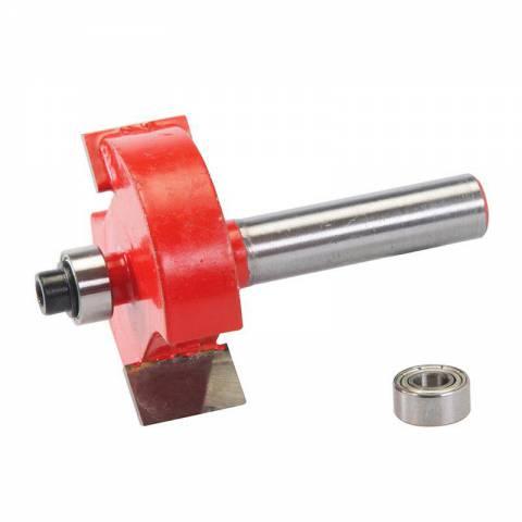 Fraise à feuillurer 8 mm