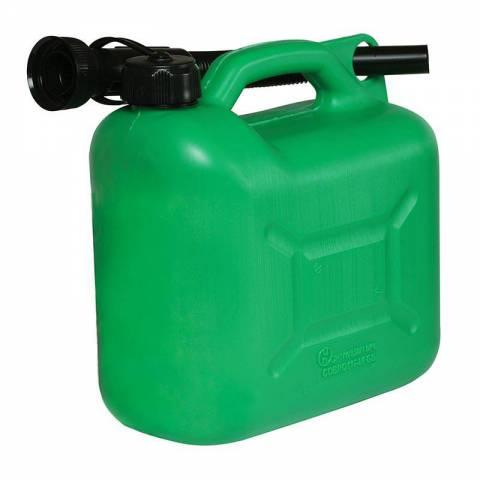 Bidon à carburant plastique 5 L