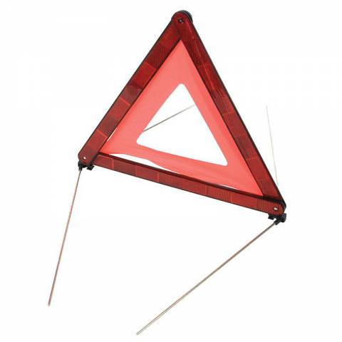 Triangle de sécurité réfléchissant
