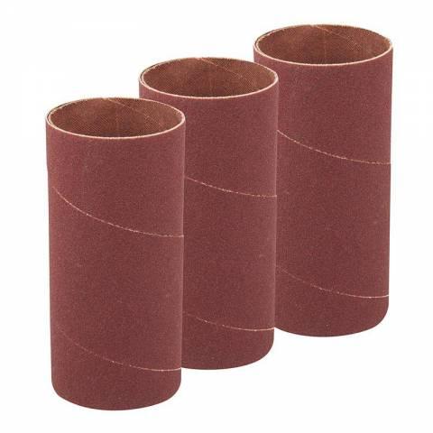Ensemble de 3 manchons de ponçage de 114 mm