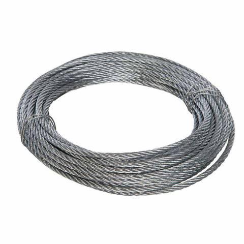 Câble métallique galvanisé
