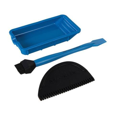 Kit d'accessoires pour application de colle