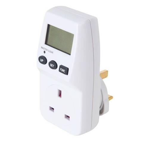 Compteur de consommation d'énergie 230 V