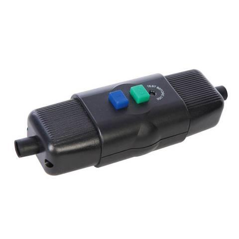 Disjoncteur différentiel en ligne pour extérieur 16 A