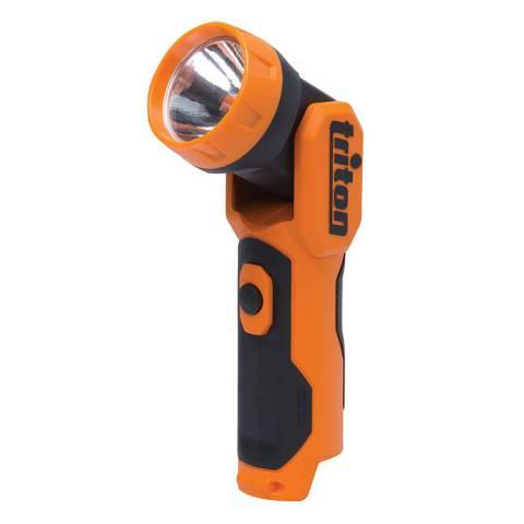 Torche à tête pivotante T12 (sans batterie)